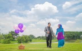Prewedding Muslim keren
