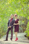 prewedding formal gaun jas