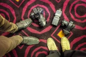 fotografer on duty