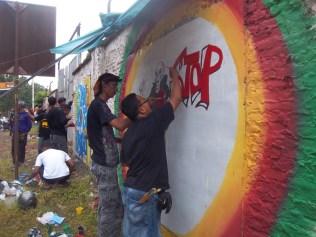 Lomba Mural dan Grafiti 016