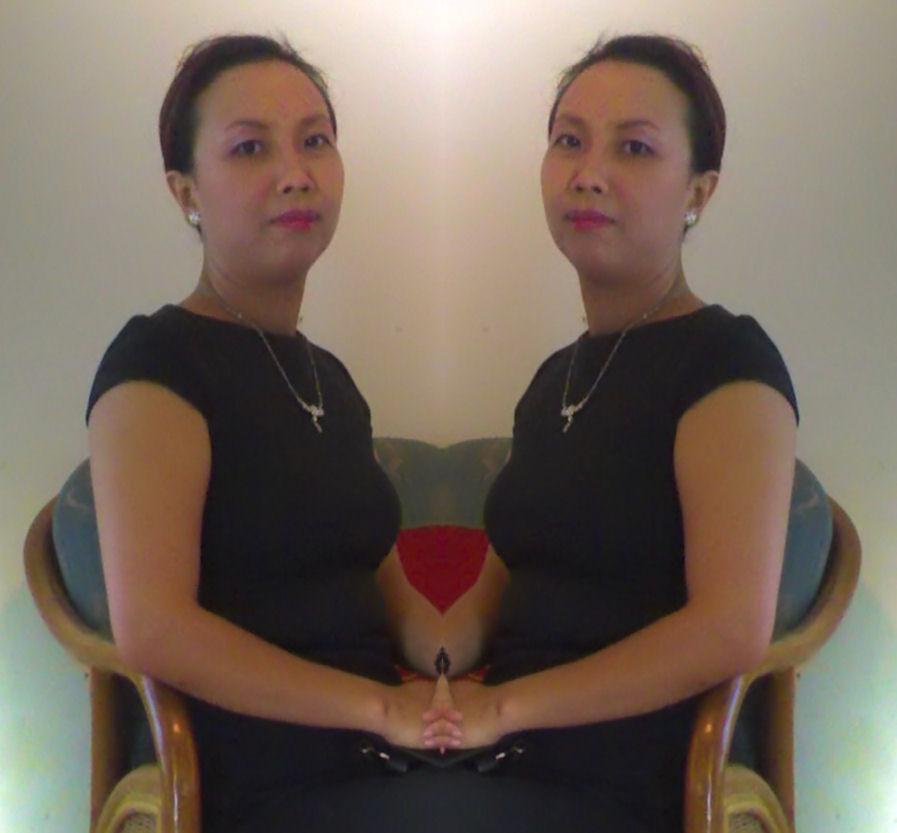Ester, my lovely wifey wife