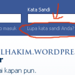 Lupa password facebook?