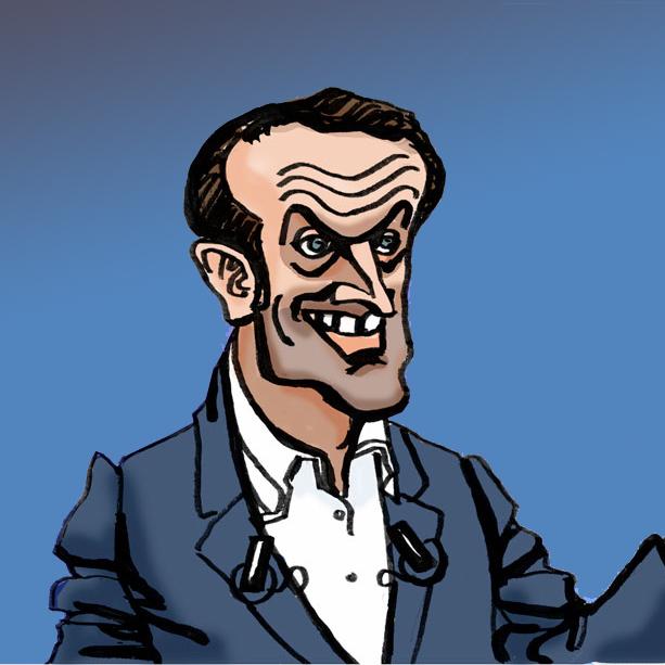 Macron show