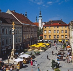 EM-Spielort der deutschen Elf: Bangen und Hoffen in Klagenfurt