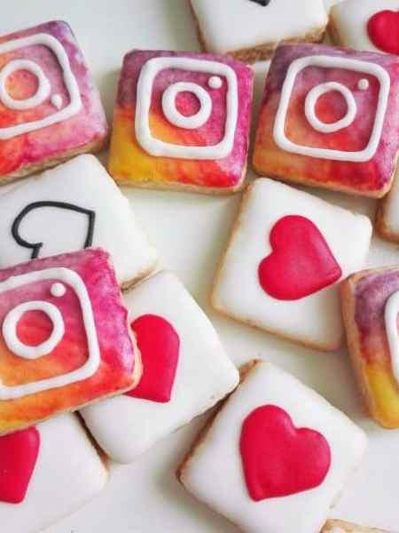 Ciastka reklamowe, materiały promocyjne, słodycze reklamowe, lukrowane ciasteczka - Basia sweets