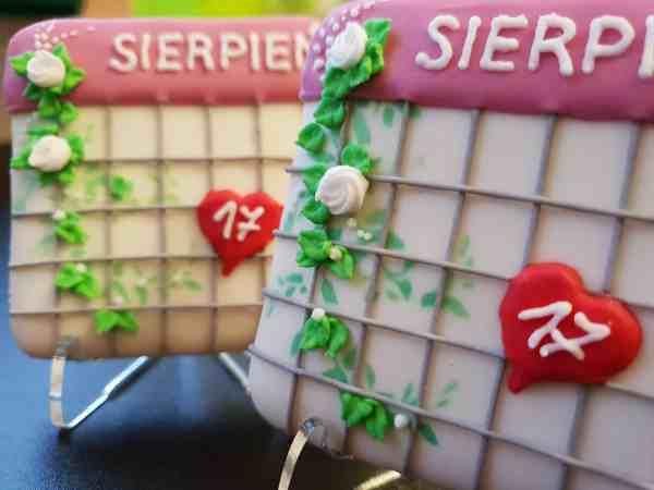 podziękowania ślubne, Lukrowane ciasteczka, save the date, ciasteczka ślubne, słodki stół