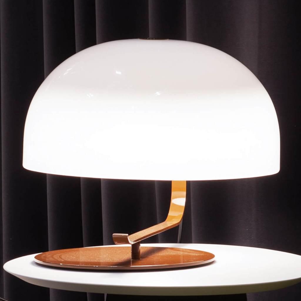 Oluce Zanuso - Retro designerbordlampe
