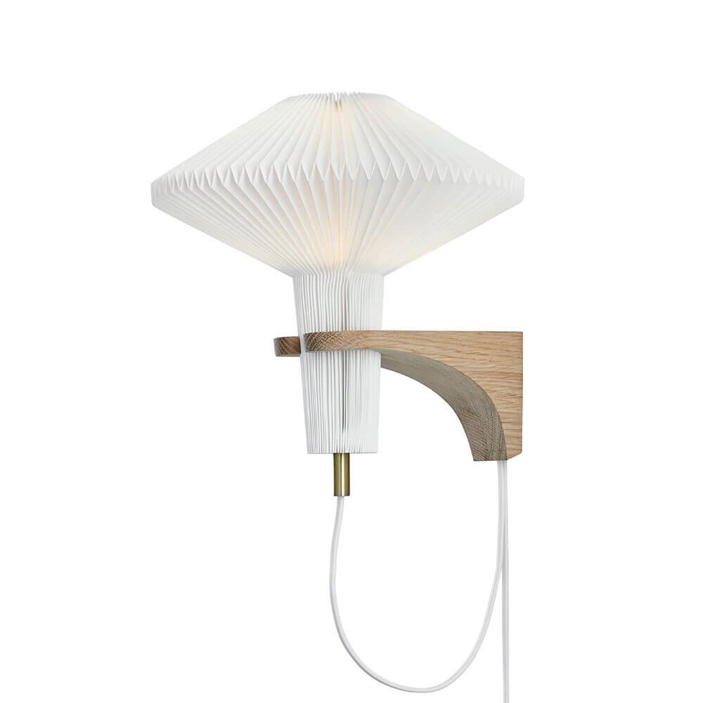 Vegglampe: Le Klint 204 The Mushroom Vegglampe - Le Klint