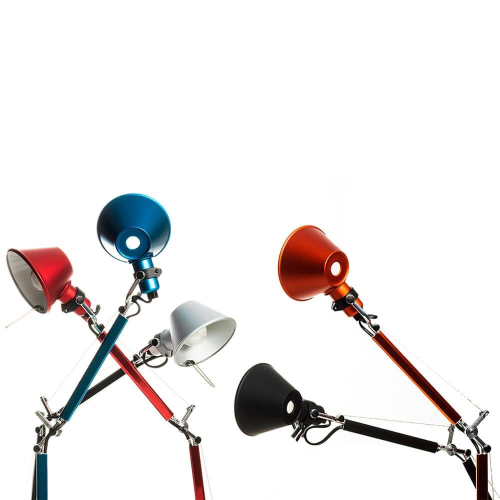 Vegglampe: Tolomeo MICRO Parete Vegglampe - Artemide