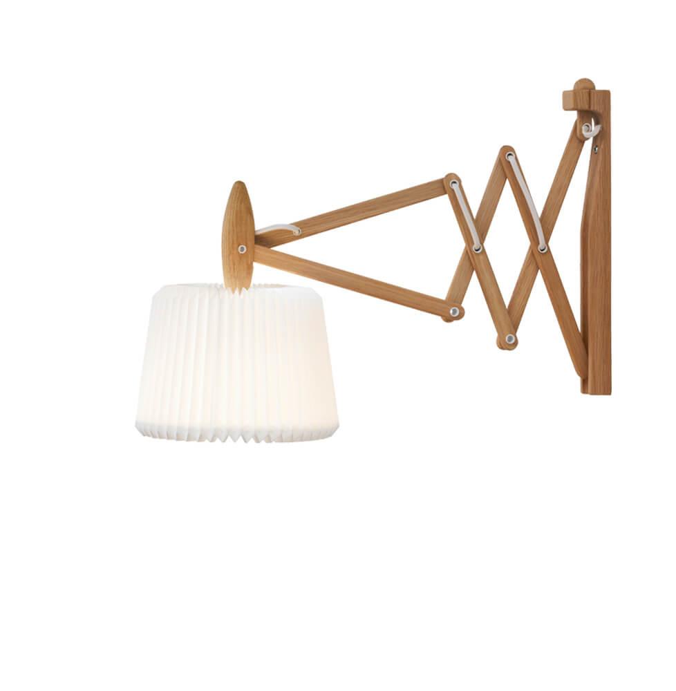 Vegglampe: Le Klint Sax 223-120XS Vegglampe - Le Klint