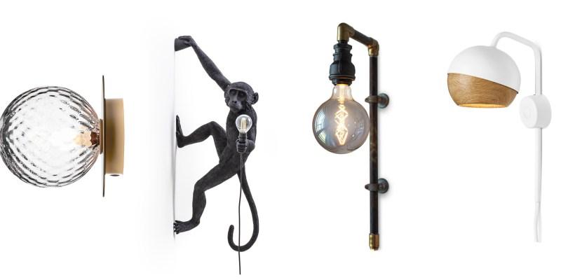 Vegglamper teaser luksuslamper.no