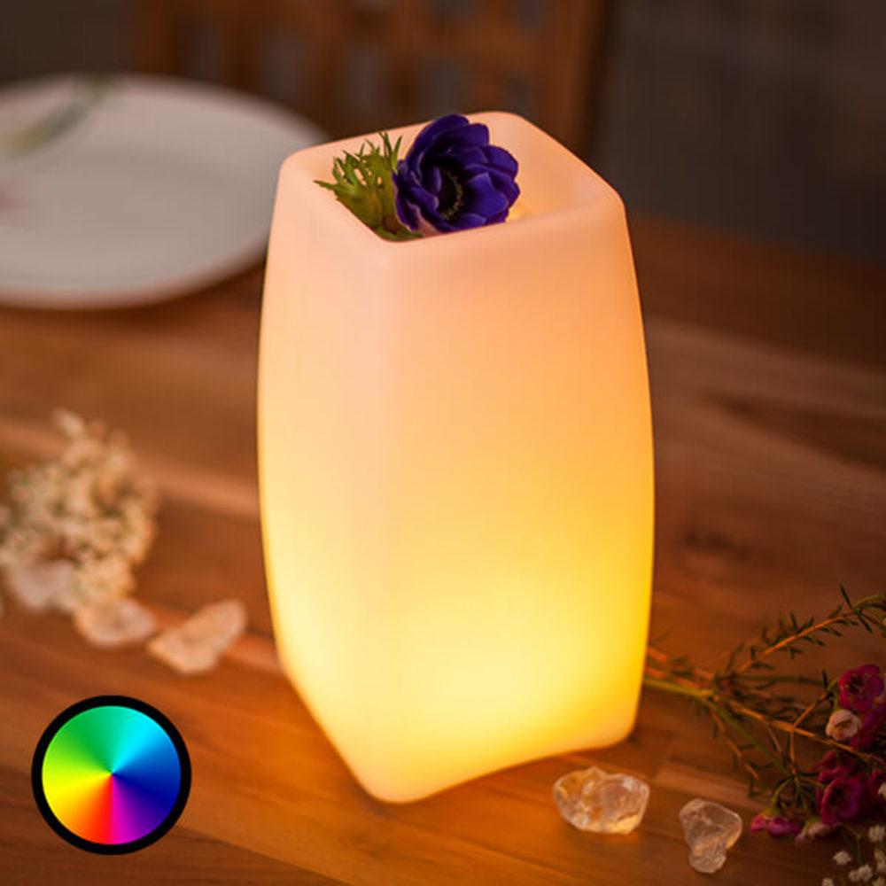 LED-bordlampe Stele kontrollert av app med batteri