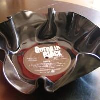 Upcycled Record Bowls