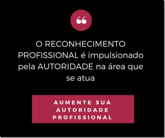 autoridade profissional