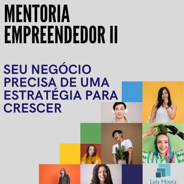 Mentoria Empreendedor II