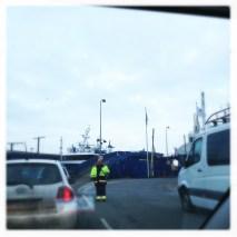 Ferry to Helsingborg