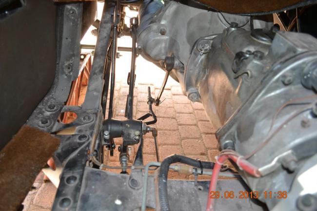 clutch-handle