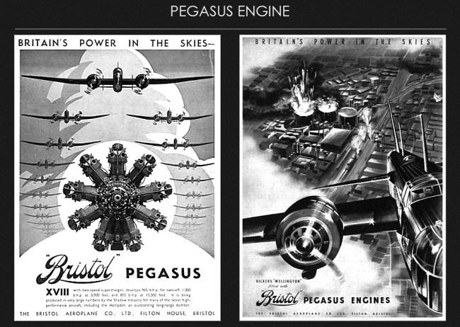 bristol-pegasus-engine
