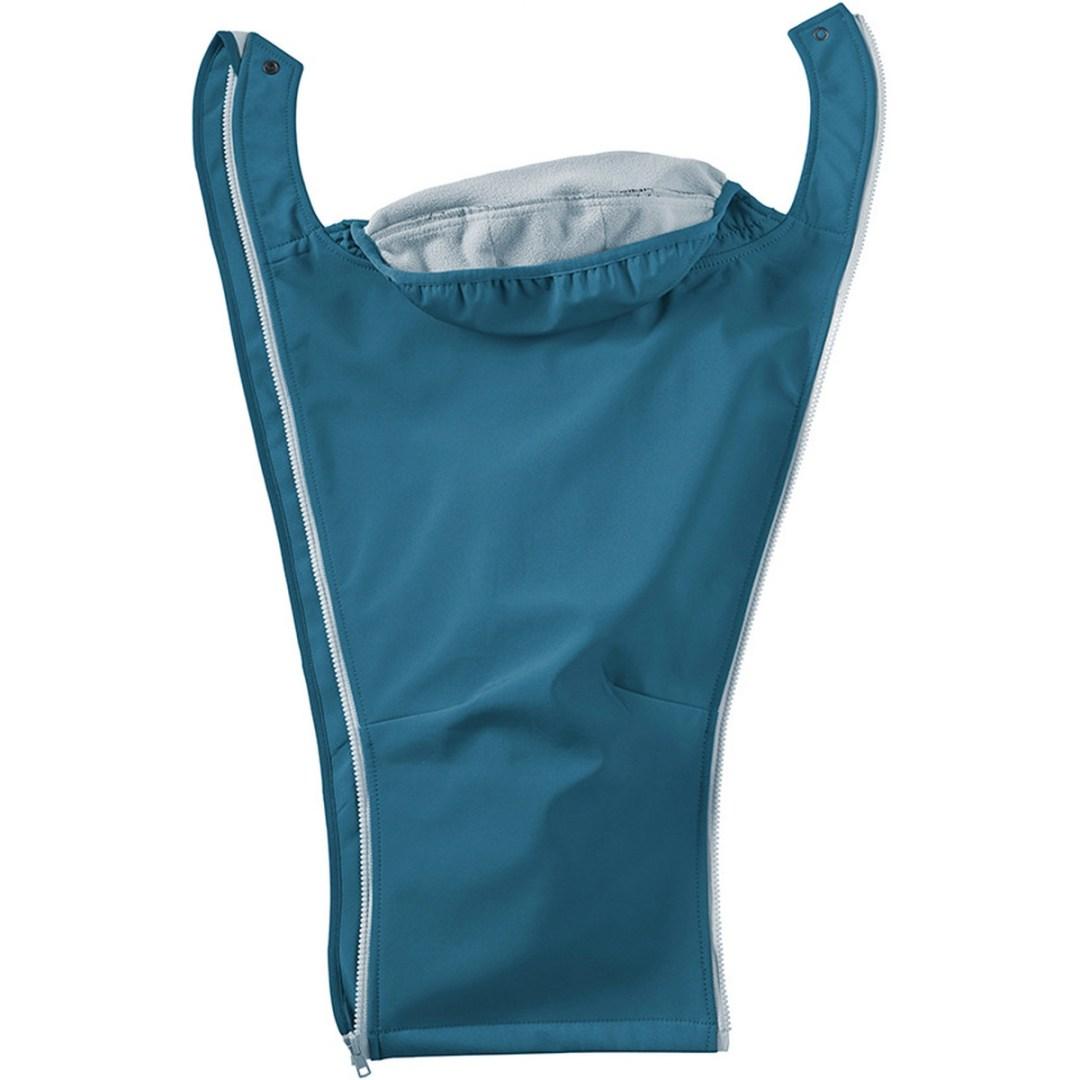 veste de maternité portage grossesse femme enceinte mamalila softshell portage dos ventre imperméable chaude coupe-vent