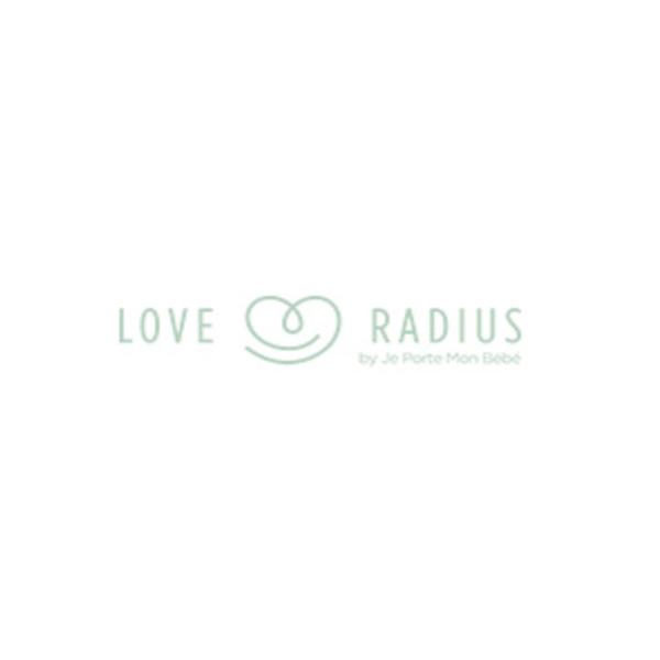 love radius écharpe de portage porte-bébé