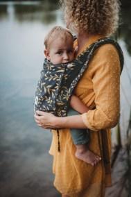 porte-bébé physiologique évolutif limas flex flora honeymoon