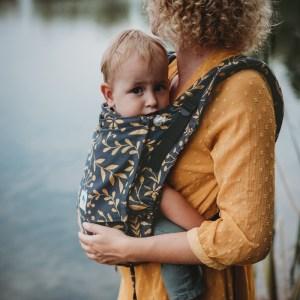 Porte-bébé - Limas Flex - Flora Honeymoon