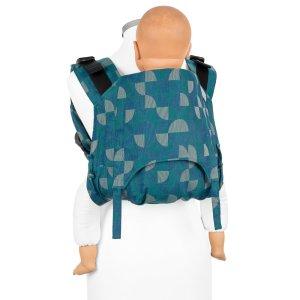 onbuhimo fidella porte-bébé dorsal sans ceinture