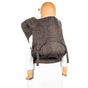 fly tai mei tai fidella mosaic brun porte-bébé asiatique