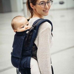 porte-bébé limas flex confortable facile dès la naissance évolutif