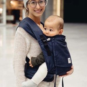 porte-bébé limas plus évolutif physiologique confortable