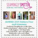 Seamingly Smitten Summer Blog Tour