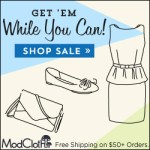 August Stash Busting, Salt and Pepper shakers, ModCloth and upcoming projects!