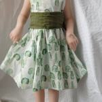 Kenzie Dress for the Holidays