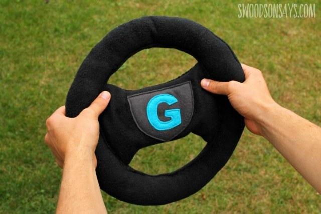 Little Driver Wheel ss