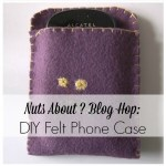Nuts About… FELT! + Giveaway