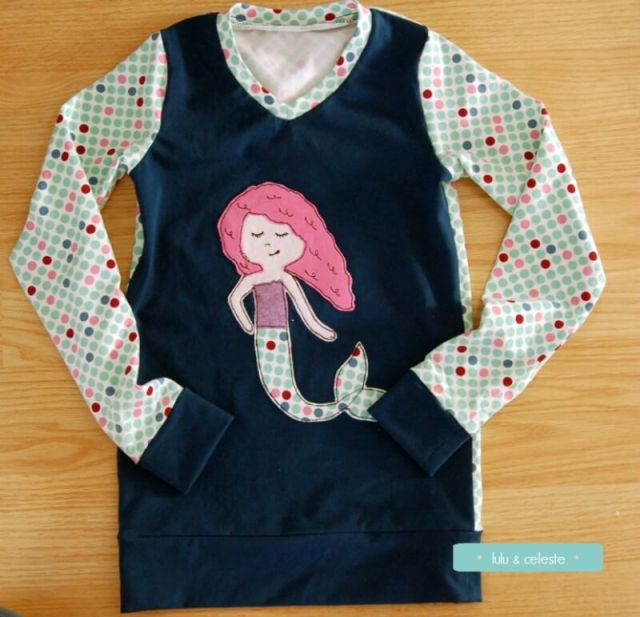 Spring Break pyjama Mermaid FMA
