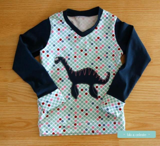 Spring Break pyjama Lake Monster FMA