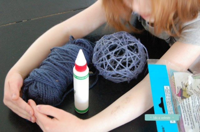 balloon string art supplies