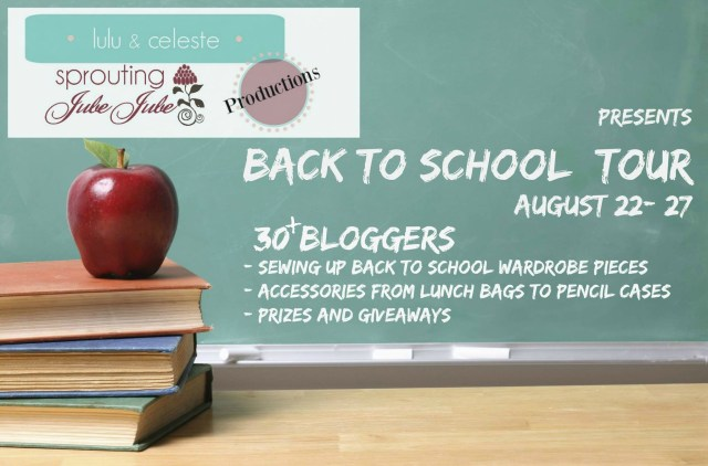 Back to School blog tour