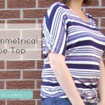 EYMM Tour: The Asymmetrical Drape Top