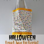 Free Halloween Trick-or-Treat Bag Tutorial