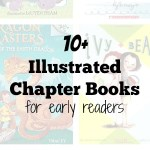 Reading Challenge 2017: 10+ Illustrated Chapter Books for Children