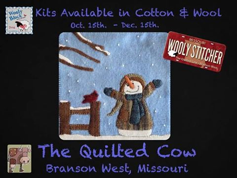 The Quilted Cow In Branson, West