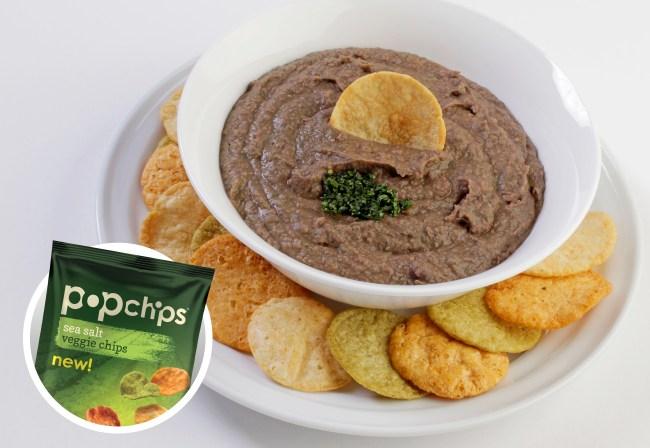 Jillian Michaels for Pop Chips