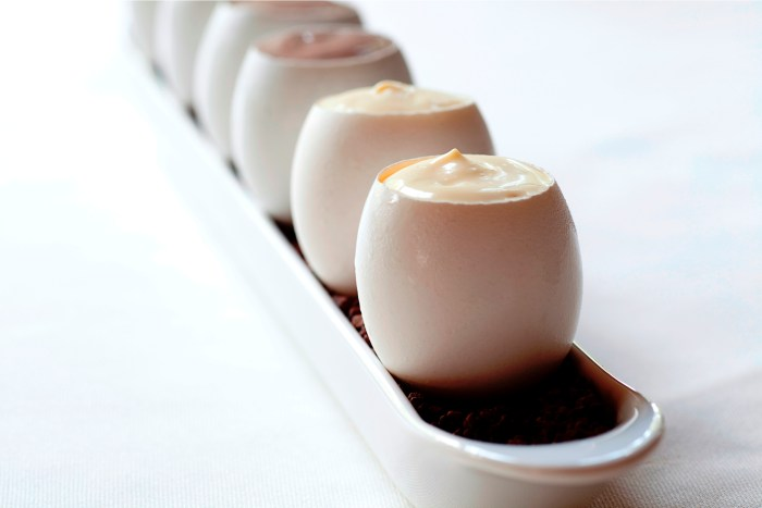 Pot-de-Créme | Vanilla Coffee & Chocolate by pastry chef Gilles Ballay