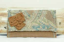 Upcycled Fabric Sample Pouch