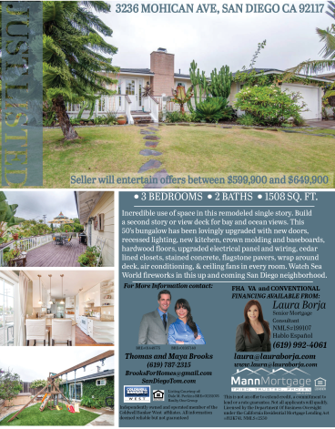 Real Estate flyer example2