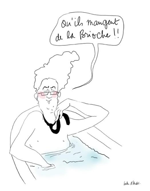Hollande-antoinette - Lulu d'Ardis