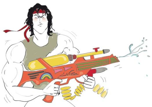 Rambo I - Lulu d'Ardis