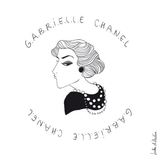 2-Gabrielle chanel - Lulu d'Ardis
